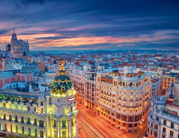 Madrid Hotel Treats