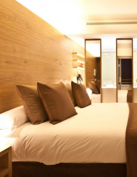 habitación diseño mallorca