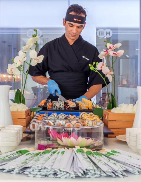 HM Balanguera Sushi
