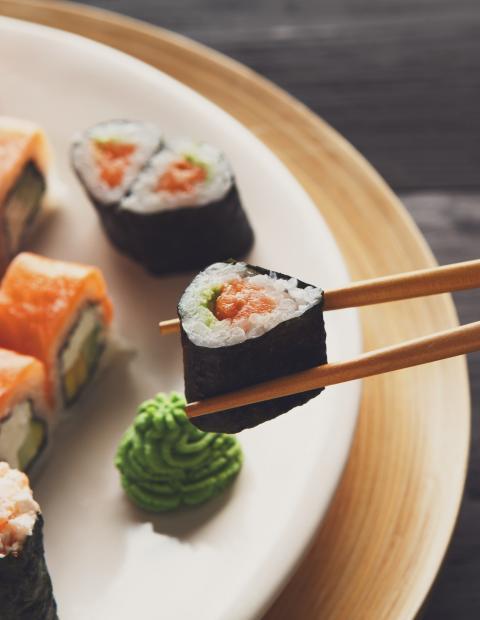Best Sushi dinner Mallorca