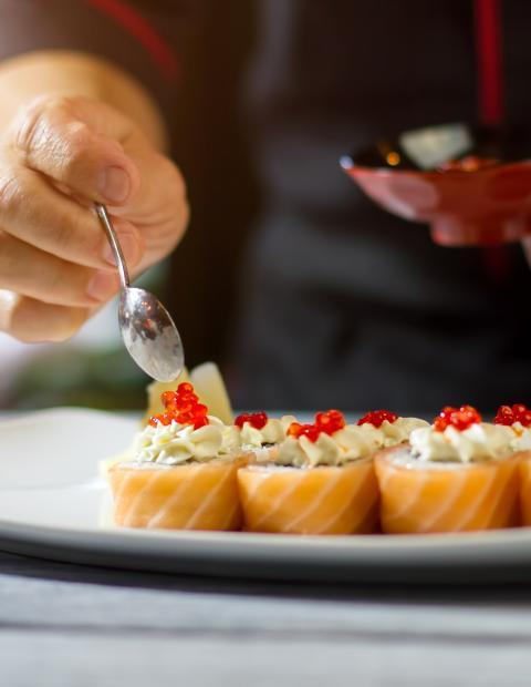 Sushi en Mallorca