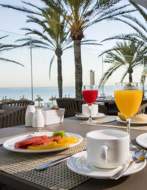 breakfast buffet playa de palma