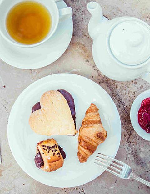 breakfast with views mallorca