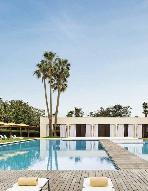 pool fairmont