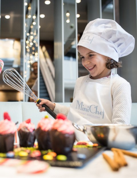 Mini Chef Cooking Class Fairmont