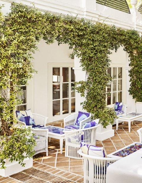 marbella club restaurant