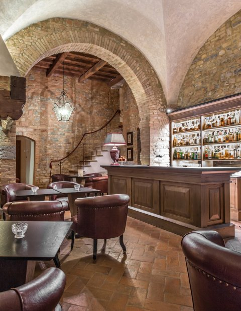 the bar castello del nero