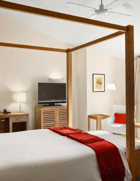 Alojamiento con Desayuno & Spa en una Habitación Garden doble