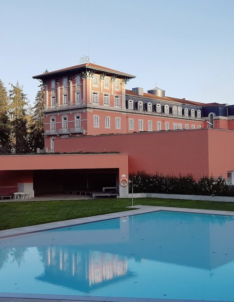 vidago palace pool