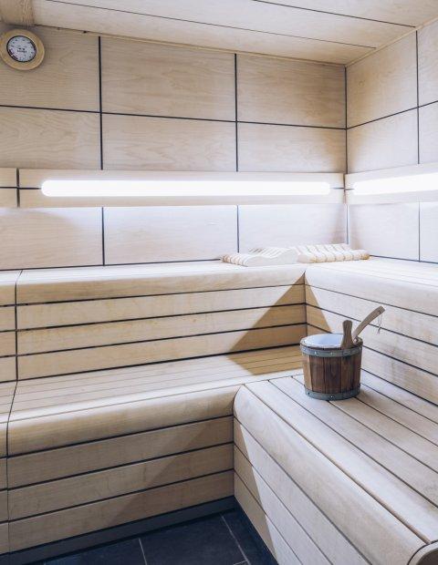 sauna iberostar