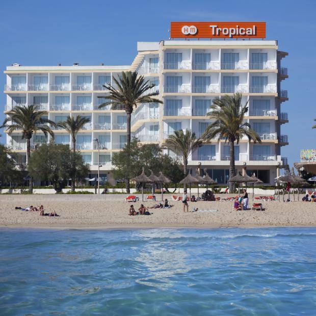 HM Tropical Hotel Mallorca