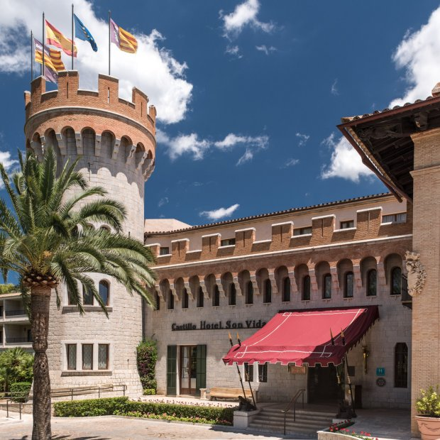 Castillo Son Vida